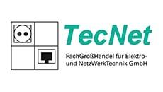 Logo der Firma TecNet